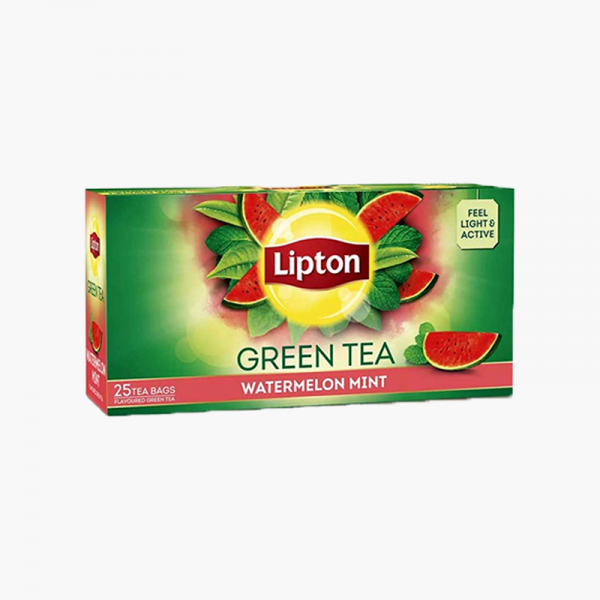 Lipton green tea watermelon 25 tea bags