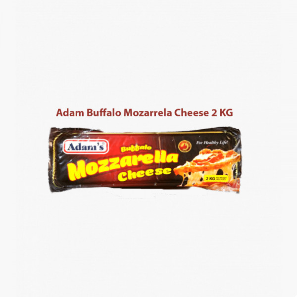 Adam Buffalo Mozarrela Cheese 2 KG