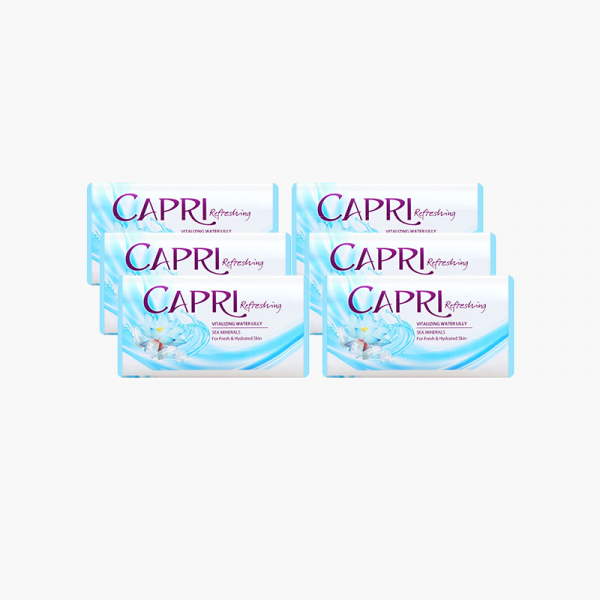 Capri Blue 130 GM X6 Save Rs 50