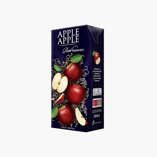 Haleeb Juice Real Apple 1000ML