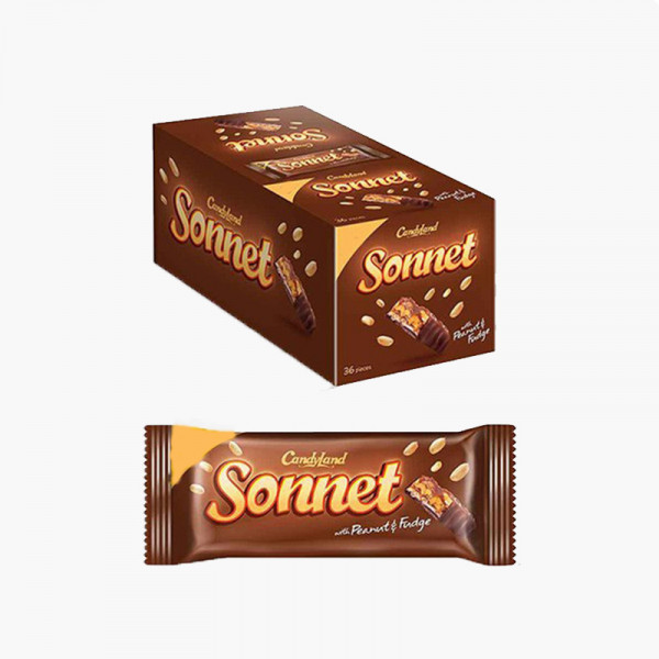 Candyland Sonnet Chocolate Box