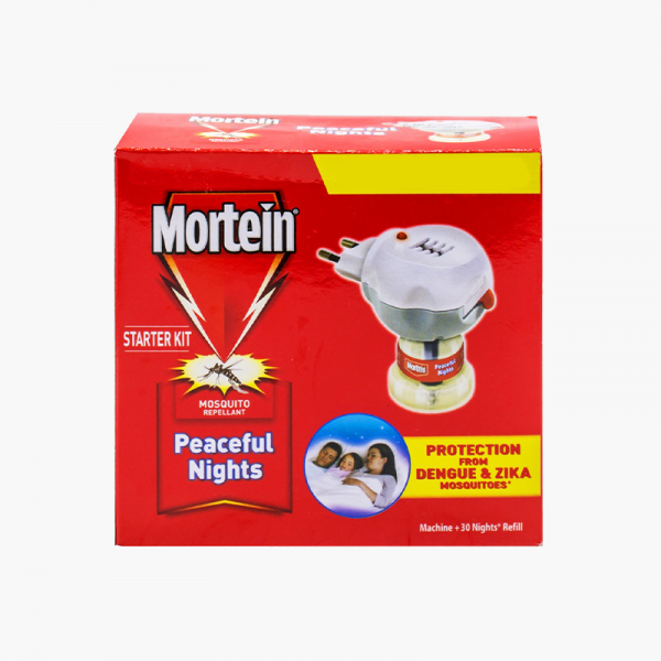 Mortein Liquid Electrical Peace Full Nights Set 28 ml