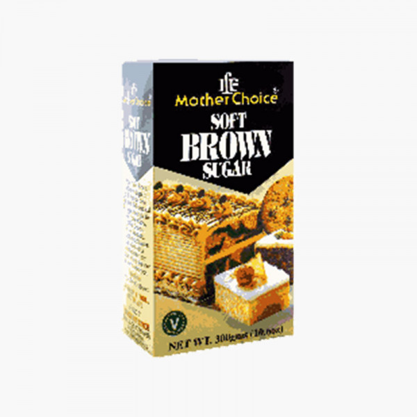 Mother Choice Soft Brown Sugar 300 gm