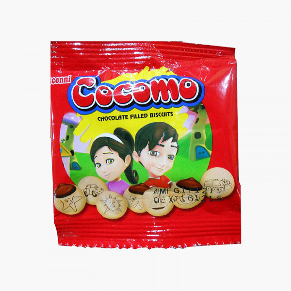 Bisconni Biscuits Cocomo Double Chocolate 12.5 gm
