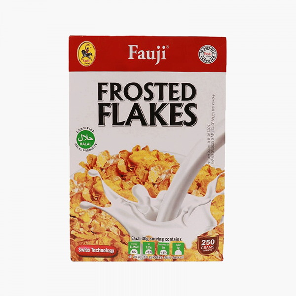 Fauji Cereal Frosted Flakes 250 gm