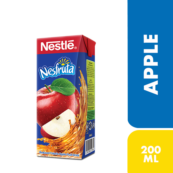 Nestle Nesfruita Apple 200 ML 1x6