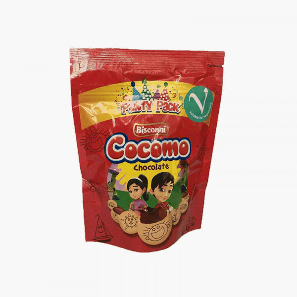Bisconni Cocomo Chocolate Filled Biscuits Party Pack 90 gm
