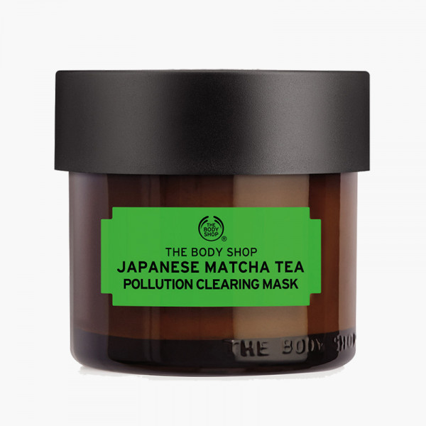 Body Shop Japanese Matcha Tea Pollution Clearing Mask 75 ml