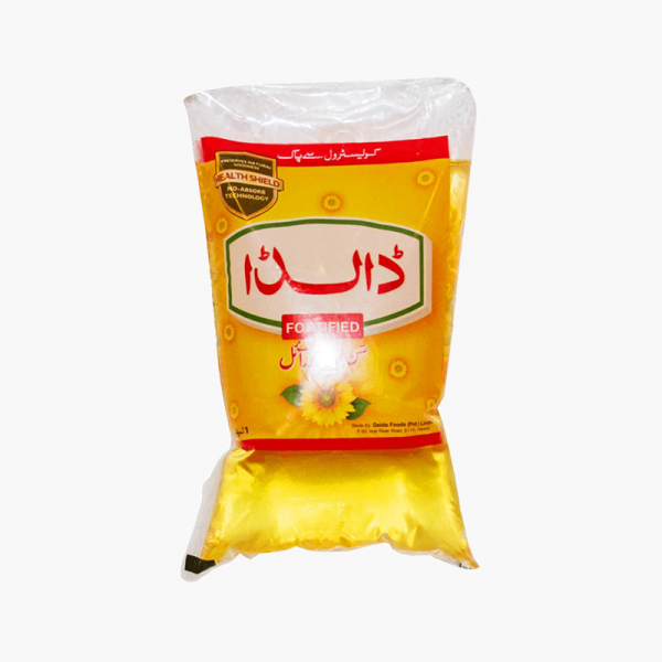Dalda Cooking Oil Pouch 1 ltr